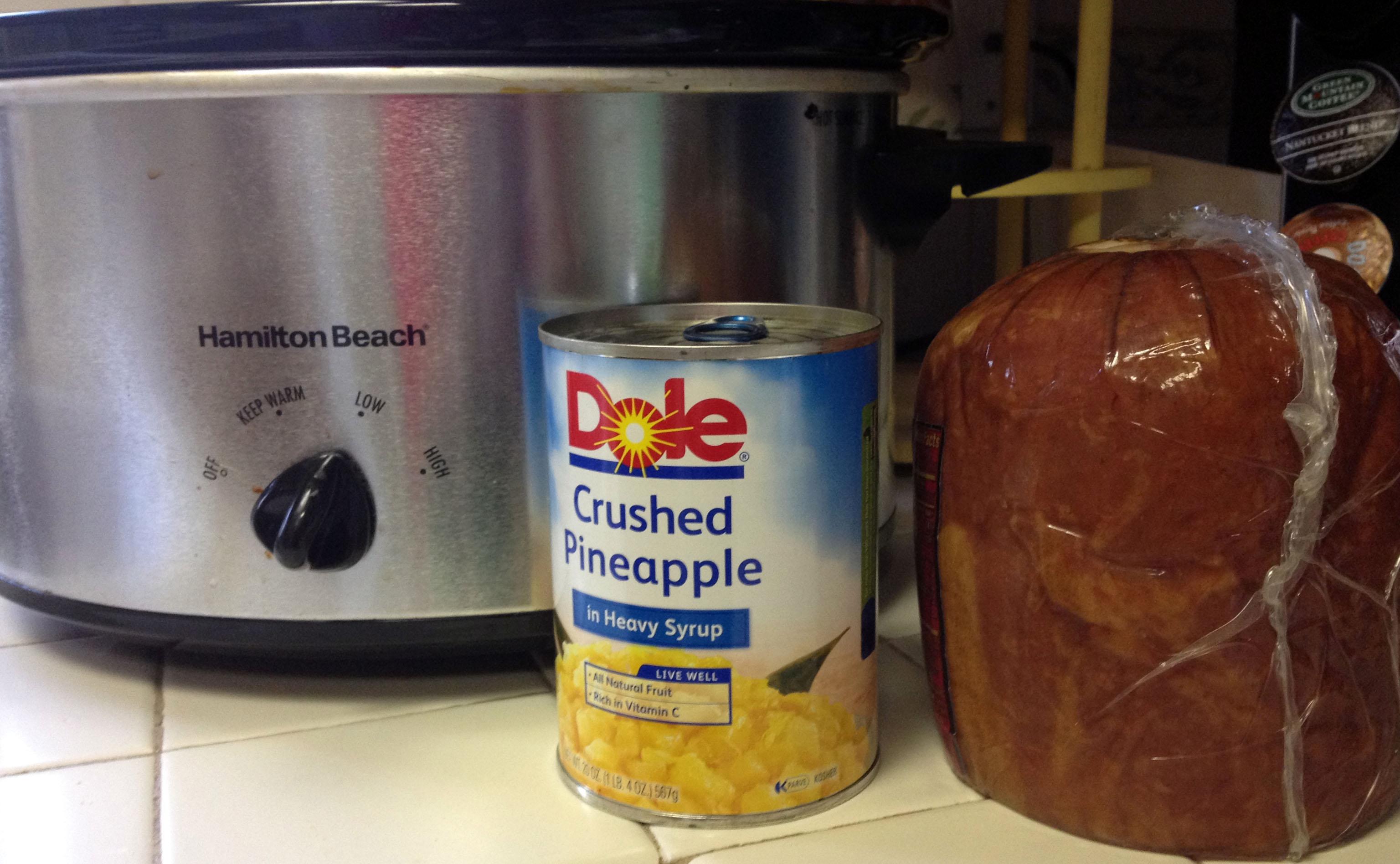 Easy Slow Cooker Ham Recipes — Dishmaps